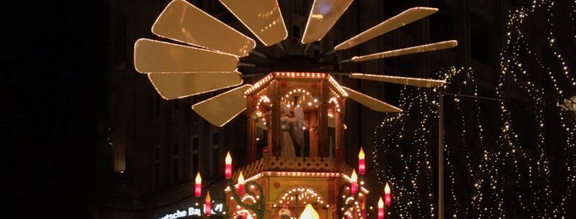 Weihnachtsstimmung, Adventszeit
