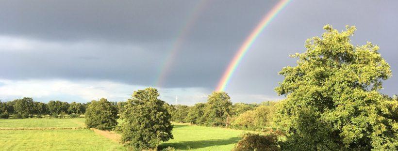 Regenbogen, Zuversicht